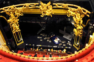 Her Majesty's Theatre, London: Grand Circle View by JanetVanD