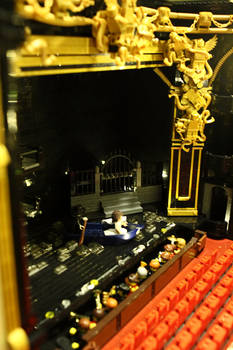 Her Majesty's Theatre, London: Stage