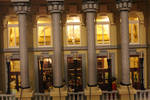 Her Majesty's Theatre, London: View into Bar