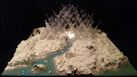 Fortress of Solitude - Front View by JanetVanD
