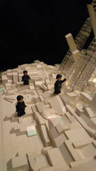 Fortress of Solitude - Kneel Before Zod! by JanetVanD