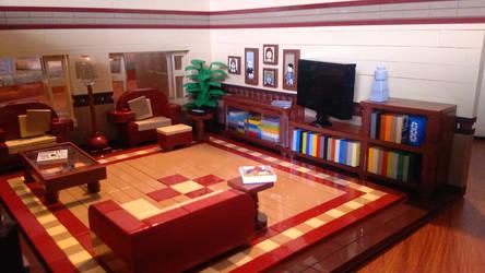 Random Rooms - Sitting Room, right side