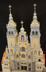 Santiago de Compostela Cathedral - Overview by JanetVanD