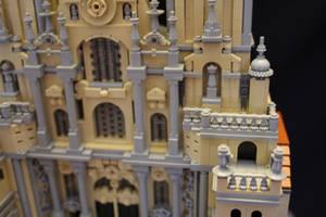 Santiago de Compostela Cathedral - Centre Detail