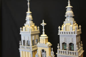 Santiago de Compostela Cathedral - Bell Tower