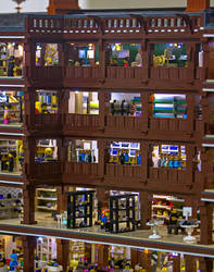 Liberty of London, interior (3) by JanetVanD