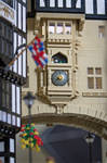 Liberty of London (side arch  clock)