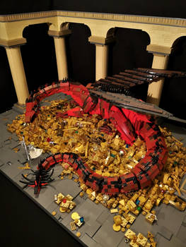The Dragon's Hoard  (right view)
