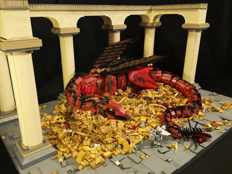 The Dragon's Hoard (left view)