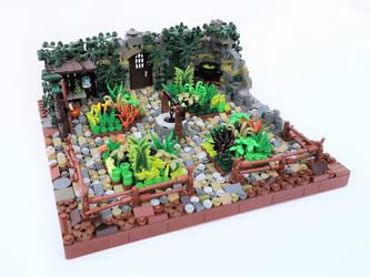 Witch's Herb Garden