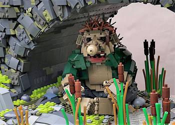 Troll Bridge (inset)