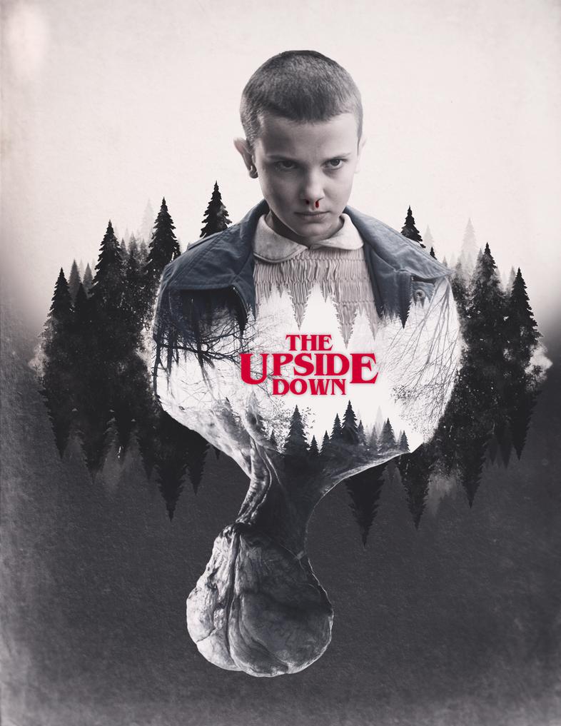 The Upside Down by WillyanBones