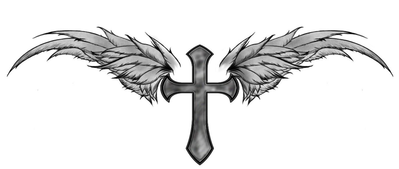 Cross With Crosses Wit...