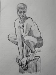Figure Study 2.