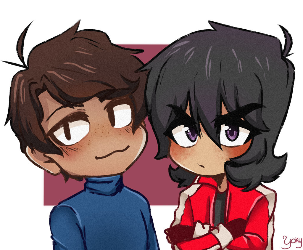 Voltron Keith And Lance LEAKIRA By YovHlebny On DeviantArt