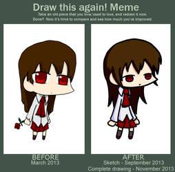 Draw this again Ib owo by Jumo-kunOfAwesome