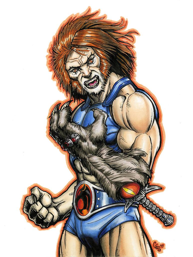 Lion-O (COPICS) by Khilleus