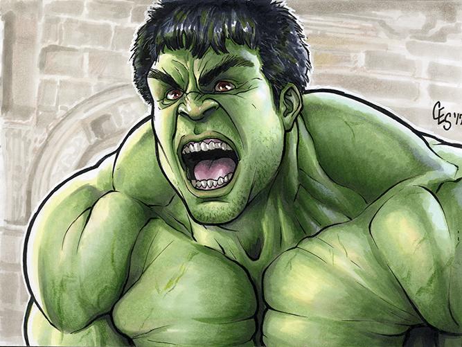 Hulk (COPICS) by Khilleus