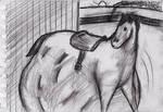 Horse vore again