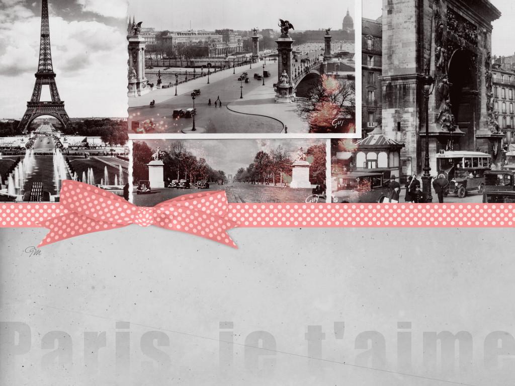 Paris, Je T'aime By GracieKane On DeviantArt