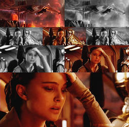 Padme's suffering