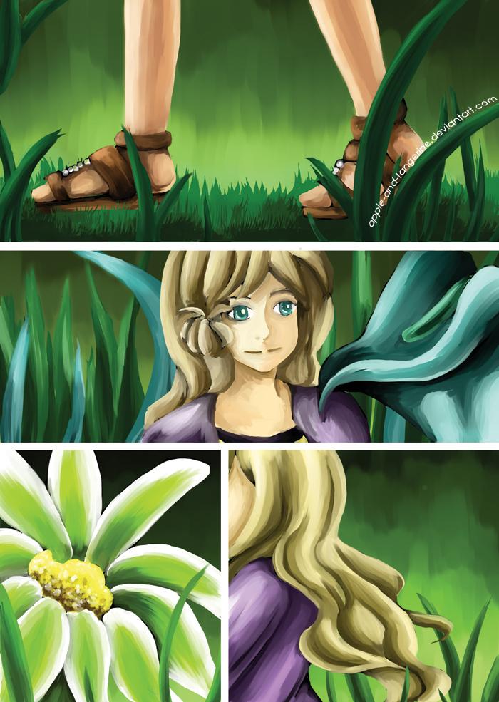 Wonderful World 2 by appleandtangerine