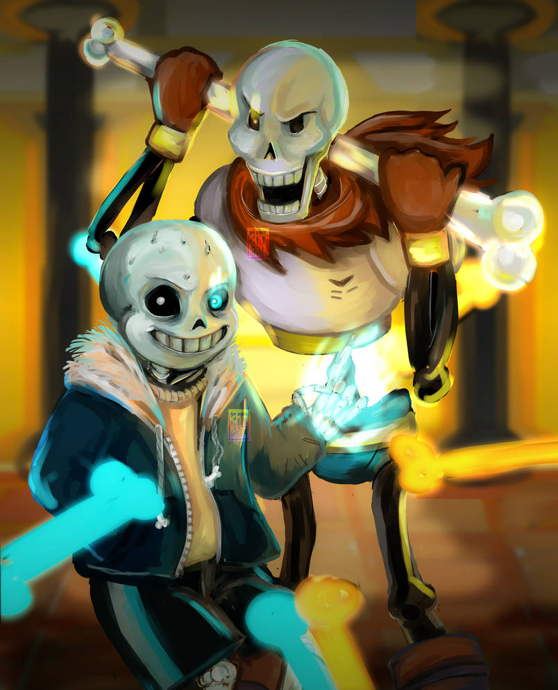 The Event Might Have Occured If You Spared Papyrus