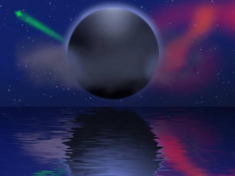 Universe006 - Fall in the sea