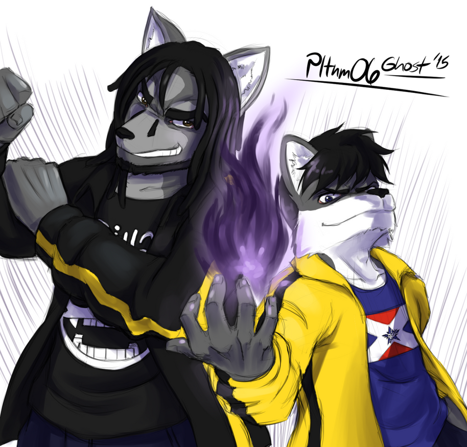 The Hayabusa Boys Come Out To Play by OrochiPhoenix19