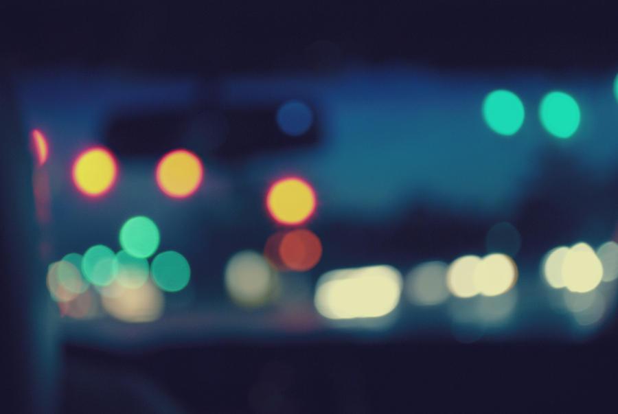 bokeh city lights photo - photo #42