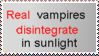 Real Vampires stamp by FlyingTanuki