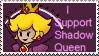I Support Shadow Queen stamp by FlyingTanuki