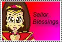 Sailor Blessings stamp by FlyingTanuki