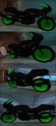 Green by BlazeGTAS