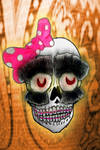 LittleGirlSkull chershin 040 by LazyBonesStudios
