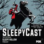 Sleepycast Podcast Cover Design