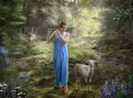 Charming melody by Watanska