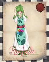 Rochelle-PokePalace App. by RingetteChic7