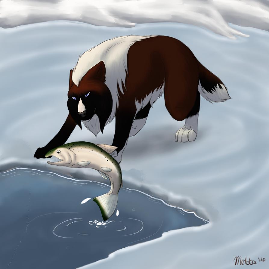 Gone Fishin' by Bimisi
