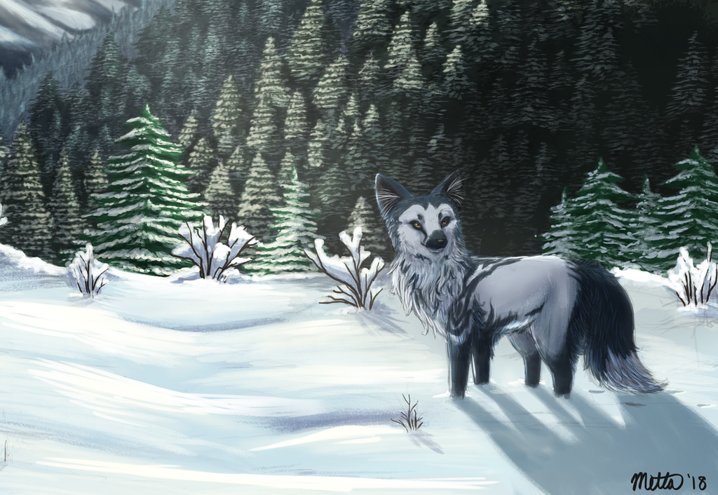 Karina's Snow Day by Bimisi