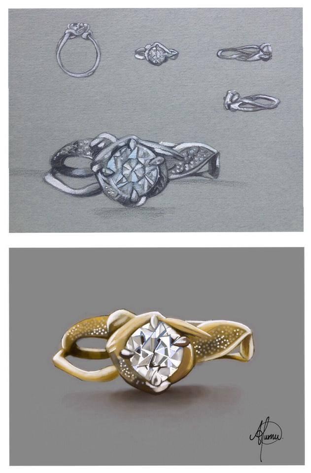 Design - jewellery 1 by al-turnertive