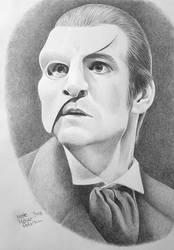 Ben Lewis as Phantom of the Opera by xCookie93
