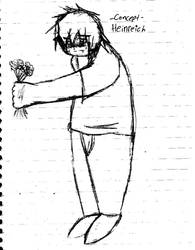 Heinreich: The Beast by Madame-Kichigai