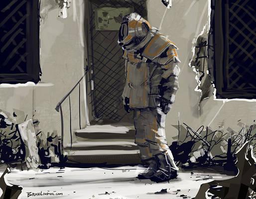 Fallout Hazmat Suit