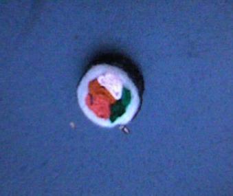 Tiny Sushi Plushie by Radical-Doubt