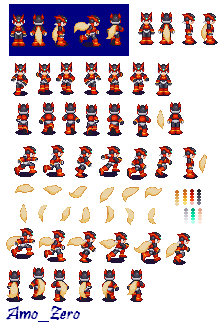 how to draw rpg style sprites