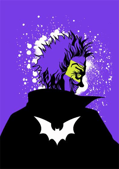 Joker comission by simon-artist