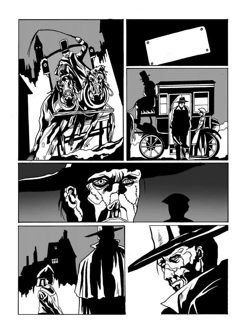 Short story terror by simon-artist