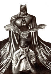 From Bruce to Batman