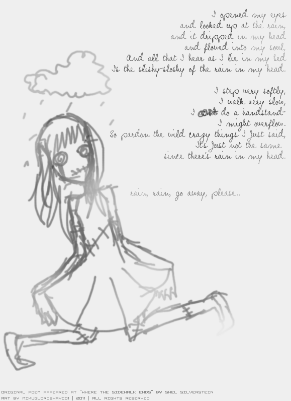 rain, rain, go away, please. by MikuGlorishaVC01